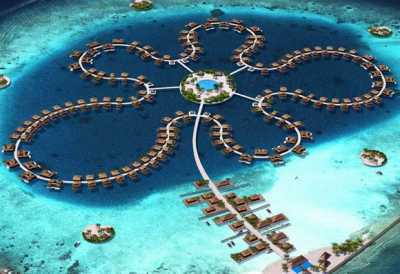 Отдых на Мальдивах - мечта поэта!