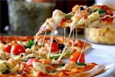 Пицца – это то, что объединяет людей