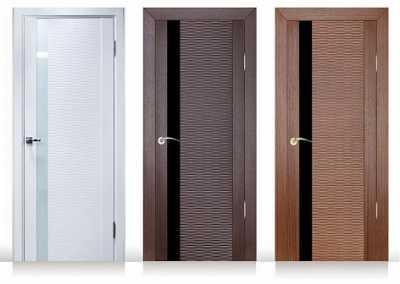 Межкомнатные двери из натурального массива