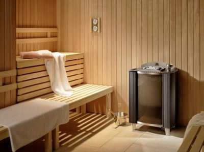 Kako napraviti mini saunu