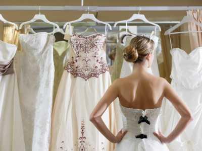 Свадебное платье - радость любой невесты