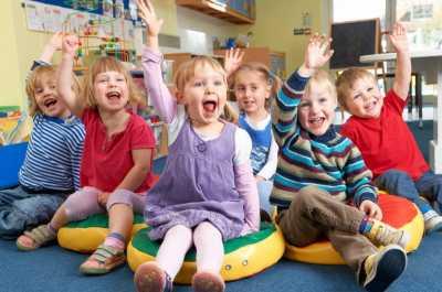 Чему учат в детском саду