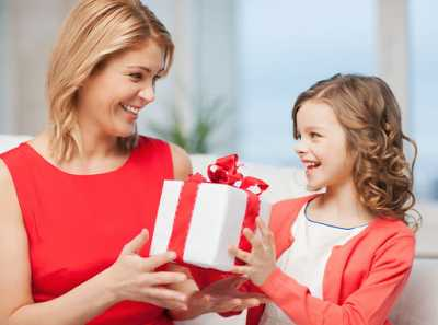 Каждому возрасту — свой подарок