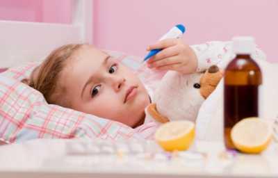 Как защитить ребенка от простудных заболеваний