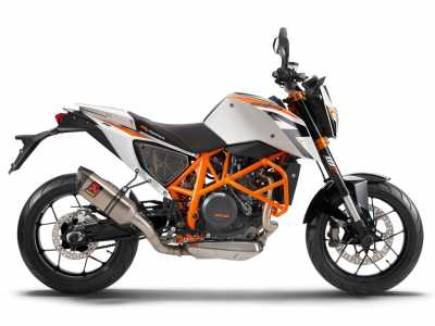 Новый кастом - KTM Tracker