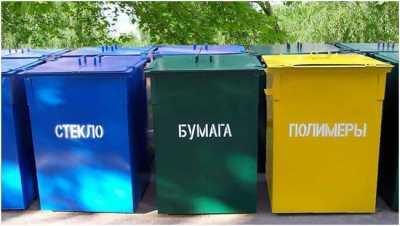 Полимерные отходы и мусор