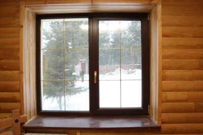 Качество деревянных окон