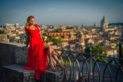 Провести фотосессию в Италии