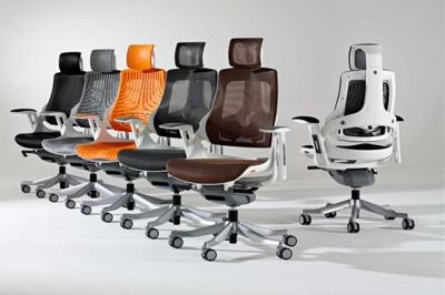Виды стульев и кресел для офиса